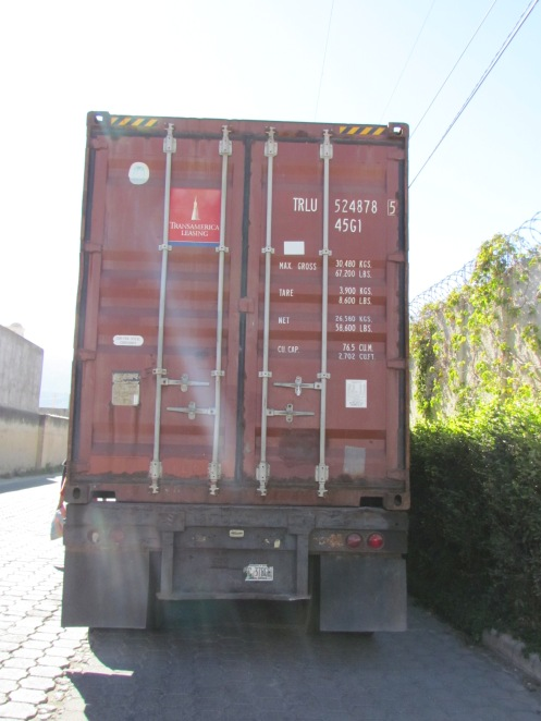 2013 Love Guatemala Container Jan 19 007